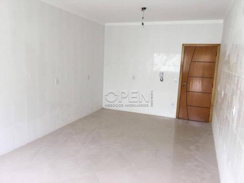 Imagem 1 de 24 de Sobrado Com 2 Dormitórios À Venda, 152 M² Por R$ 490.000 - Vila Lucinda - Santo André/sp - So1956