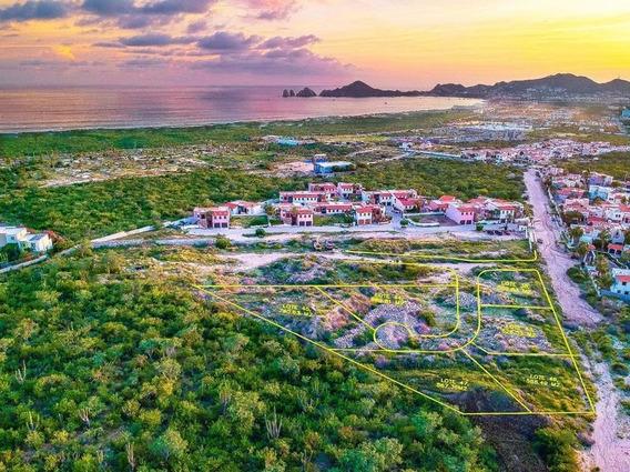 6 Lotes En Venta, En Area Del Tezal Cabo San Lucas