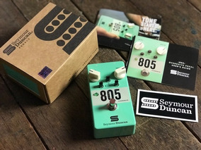 Pedal Seymour Duncan 805 Overdrive