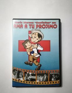 Ama A Tu Projimo Cantinflas Película Dvd Original