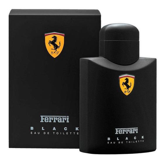 Perfume Ferrari Black 125ml