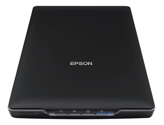 Scanner Epson Perfection V19, 4800 Dpi, Easy Photo Fix, Usb