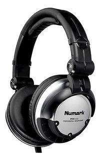 Auriculares Profesionales Numark Phx Con 3 Cables Y Estuche
