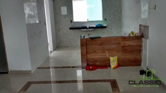 Casa Geminada Com 3 Quartos Para Comprar No São Benedito Em Santa Luzia/mg - 2767