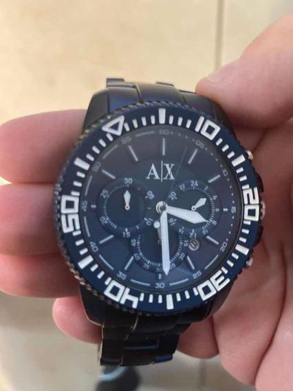 Relógio Armani Exchange Azul