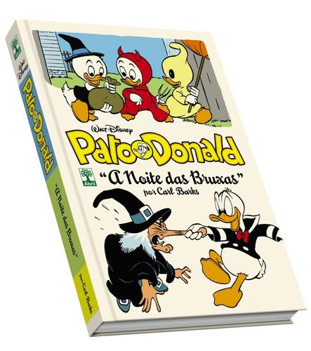 Pato Donald A Noite Das Bruxas! Capa Dura Novo Lacrado!