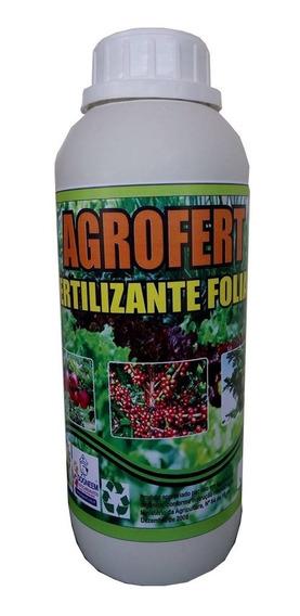 Fortificante Foliar, Vitamina Para Plantação Agrícola 1 L