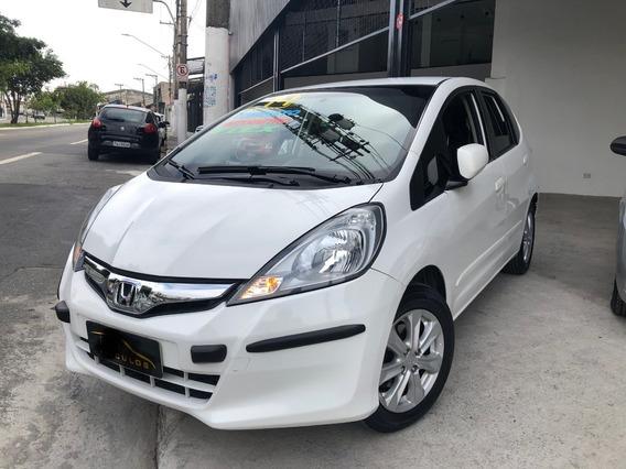 Honda Fit 1.4 Lx Flex Automático Completo 2014