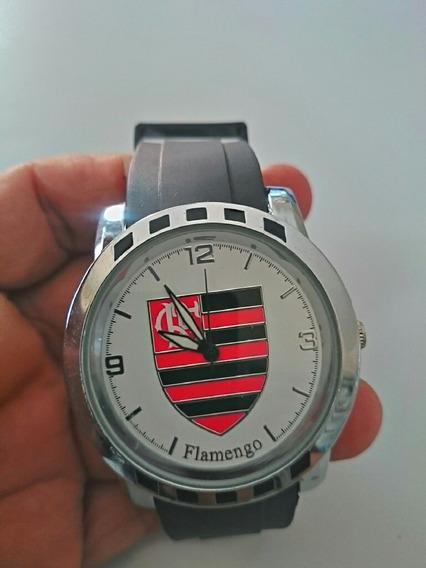 Relogio Time Flamengo