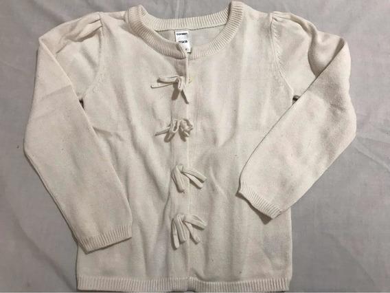 Sweater Saco Old Navy Importado Talle 5 Pullover