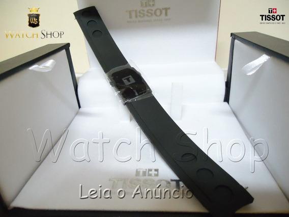 Pulseira De Borracha Tissot Prs 516 T100417 - Original