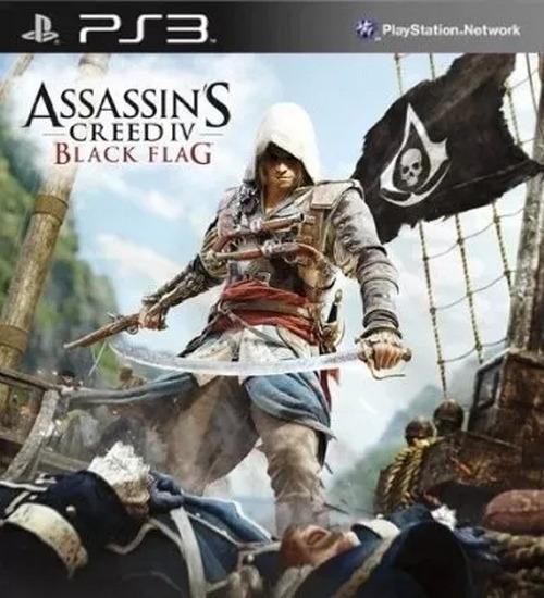 Assassins Creed 4 Ps3 Digital Psn Envio Na Hora!