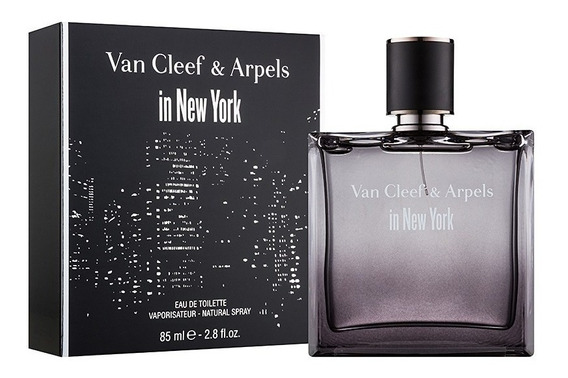 Perfume Van Cleef & Arpels In New York Men 85 Ml Selo Adipec