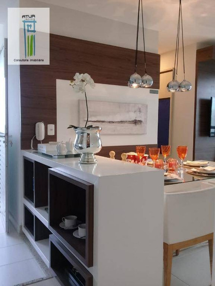Apartamento Com 3 Dormitórios À Venda, 58 M² Por R$ 279.600 - Vila Medeiros - São Paulo/sp - Ap0564