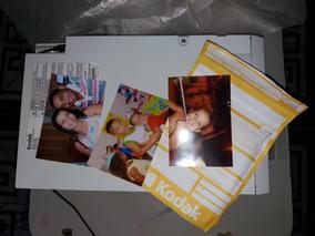 Impressora Kodak 305 Usada Nela Só Um Rolo De Impressão.