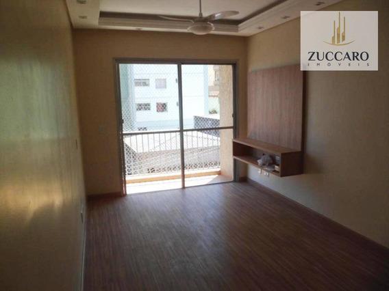 Apartamento Residencial À Venda, Camargos, Guarulhos. - Ap8114