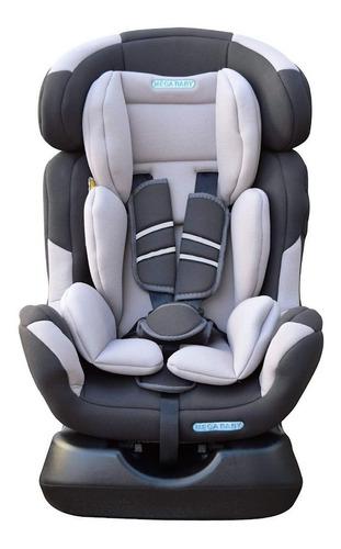 Butaca infantil para auto Mega Baby Ayrton gris