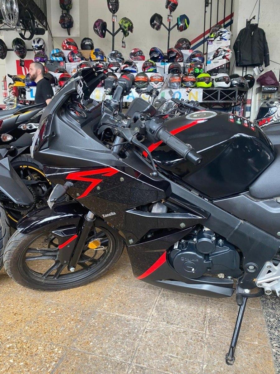 Zanella Rx 200 R 0km 2020 Ruta 3 Motos   Mercado Libre