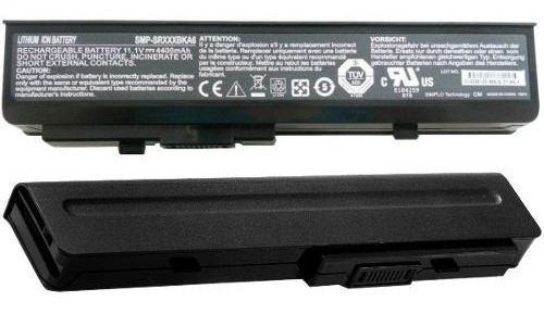 Bateria + Carregador Notebook Sti Semp Toshiba 1462 Is1462