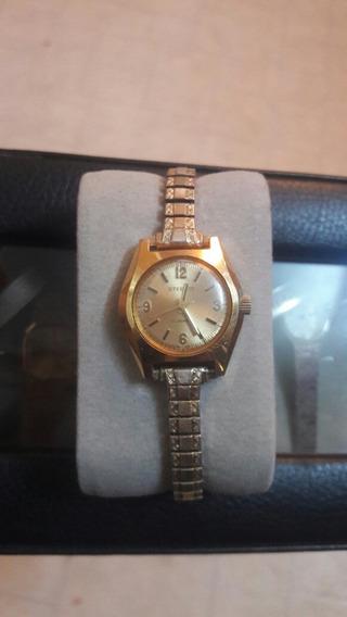 Reloj Steelco De Dama, Cuerda Manual...