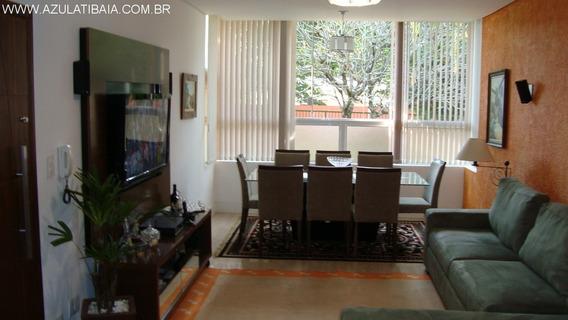 Apartamento Em Atibaia, Próximo Objetivo, Convêm Supermercado... - Ap00047 - 34461744