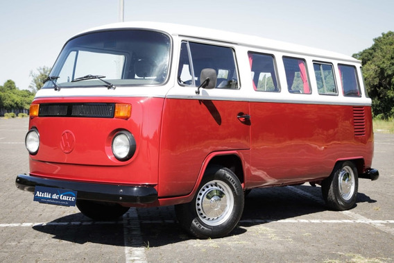 Vw Kombi Luxo 86 - Rara E Espetacular!! Ateliê Do Carro