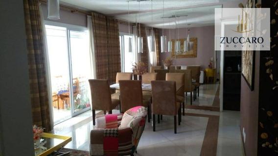 Apartamento Com 3 Dormitórios À Venda, 114 M² - Gopoúva Aceita Permuta - Ap12875