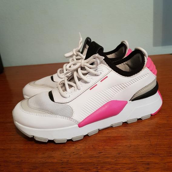 Tênis Puma Rs-0 Core Feminino Original Running System