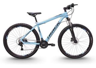 Bike Usada Aro 29 Suspensao 29 Freio Hidraulico Track