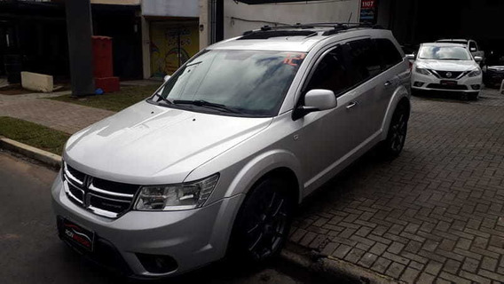 Dodge Journey Rt 3.6 V6 Automática 2012 C/ Teto Solar!