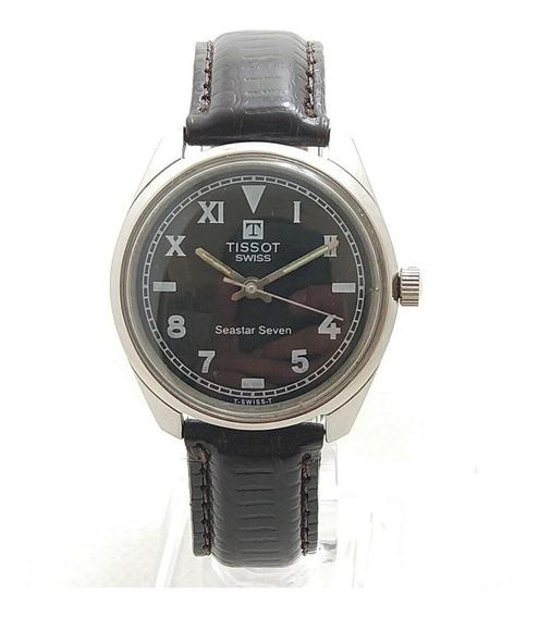 Relógio Tissot Antigo Corda Manual Movimento 781-1 Impecável