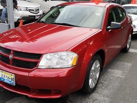 Dodge Avenger 2.4 Se X At 2009