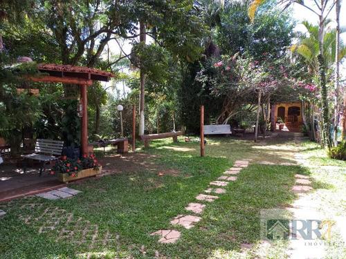 Chácara Para Venda Em Suzano, Estância Angelina, 4 Dormitórios, 3 Banheiros, 10 Vagas - 308_2-1172790