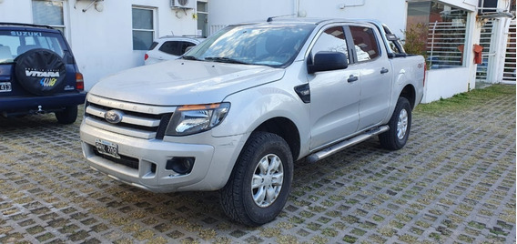 Ford Ranger Xls Mt 4x4 3.2 Tdci