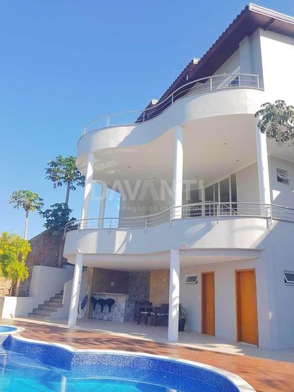 Casa À Venda Em Alphaville Dom Pedro - Ca003748