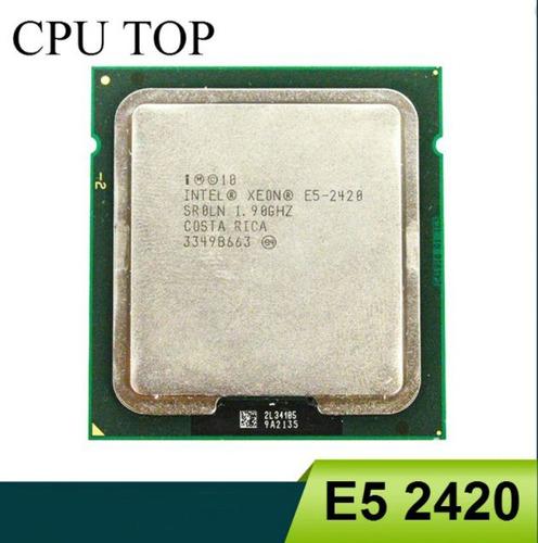 Processador Intel Xeon E5-2420 2.4ghz. Six-core - Lga 1356