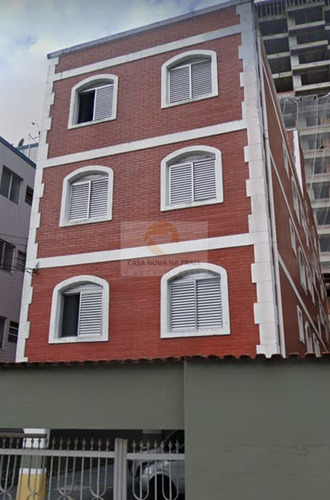 Apartamento Padrão À Venda De 1 Dorm Na Tupi - 410