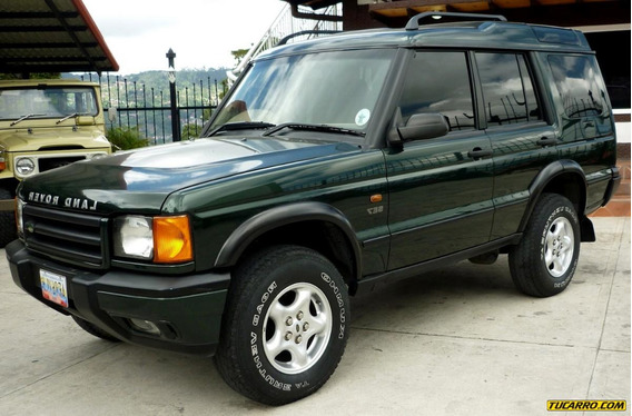 Land Rover Discovery Sr7