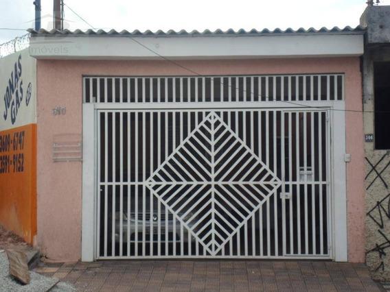 Casa Excelente Ponto Comercial À Venda, 150 M² Por R$ 370.000 - Santo Antônio - Osasco/sp - Ca1167