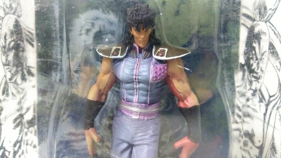 Mini Figura Rei Collection N° 6 Hokuto No Ken Kaiyodo Vol. 3