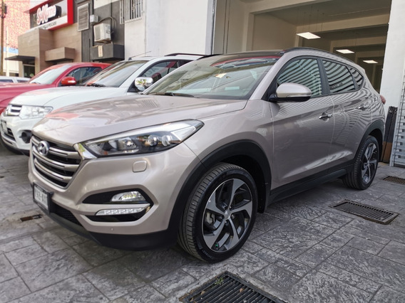 Tucson Limited Tech Impecable 2018