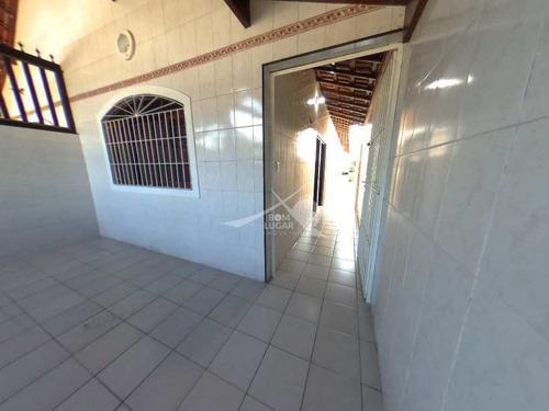Imagem 1 de 14 de Casa Em Praia Grande, Mirim - V5360