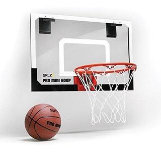 Sklz Juego Mini Cancha Baloncesto 46 X 30.5cm Niños Adultos