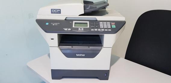 Impressora Multifuncional Laser Brother Dcp-8080dn