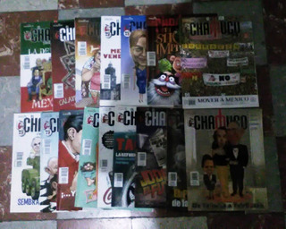 El Chamuco , Revista , Lote 140 Numeros