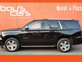 Unidad Blindada Chevrolet Tahoe 2015 Blindado Nivel 4 Plus