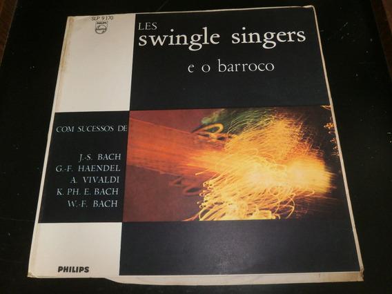 Lp Les Swingle Singers E O Barroco - Vários, Disco Vinil