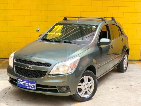 Chevrolet Agile Ltz 1.4 Flex Top Linha Metro Vila Prudente