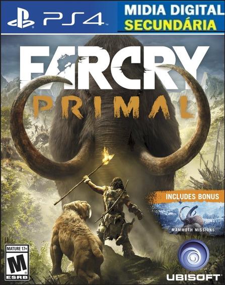 Far Cry Primal 2ª Ps4