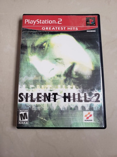 Silent Hill 2 Greatest Hits Para Ps2 Playstation 2